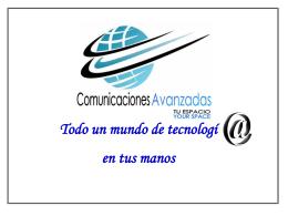Diapositiva 1 - Negocios Avanzados