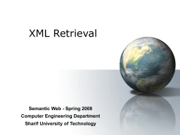 Semantic Web - IRAN LEARNER