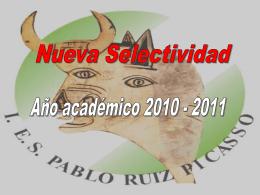 Diapositiva 1 - IES Pablo Ruiz Picasso (Chiclana)