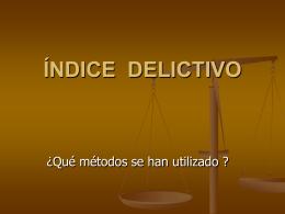 METODOLOGIA DE LA INVESTIGACION CIENTIFICA.