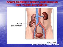 linfocele - NEFROLOGIA
