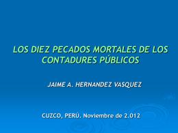 Diapositiva 1 - Convenciones