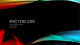 ENC1930-u3m
