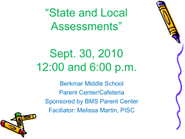 GCPS Assessment Program - Gwinnett County Public …