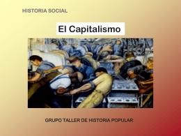 HISTORIA de la SOCIEDAD HUMANA