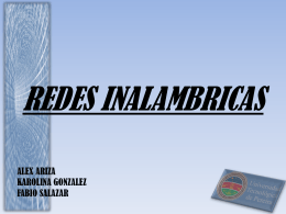 REUTILIZACION DE FRECUENCIAS