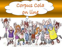 Diapositiva 1 - COLA