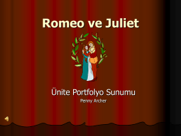 What can Romeo and Juliet Teach Us About Ourselves?