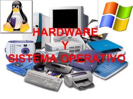 HARDWARE Y SISTEMA OPERATIVO