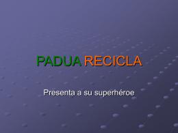 PADUA RECICLA