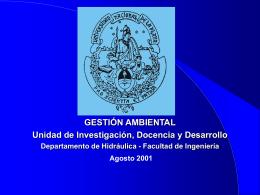 ESTIMACION DE IMPACTOS AMBIENTALES CONCEPTOS Y …