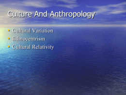 Introducing Linguistic Anthropology