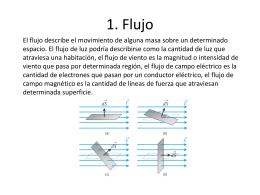 1. Flujo