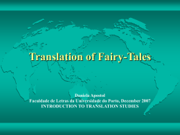 Translation in Fairy