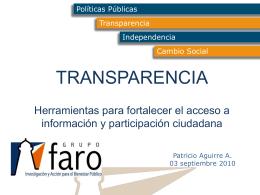 Diapositiva 1 - Construyamos Transparencia