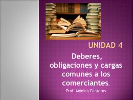 Unidad 4 - Franja Morada