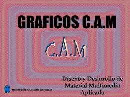 GRAFICOS C.A.M