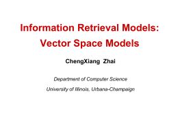 A Risk Minimization Framework for Information Retrieval