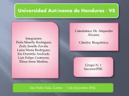Acidos Nucleicos -   Dr. Alejandro Alvarez