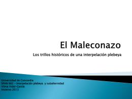 El Maleconazo