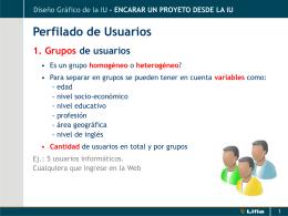 El Lenguaje Visual en la interfaz - tesisaramayorossi