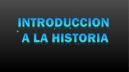 La historia es el progreso de la conciencia de la libertad