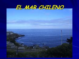 EL MAR CHILENO - LICEO CAMILO HENRIQUEZ