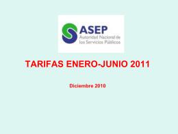 Diapositiva 1 - ASEP :: Autoridad Nacional de los