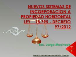 Diapositiva 1 - Estudio Notarial Machado