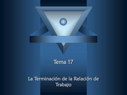 Tema 17