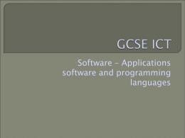 GCSE ICT - Le Lycee Mauricien, Phoenix