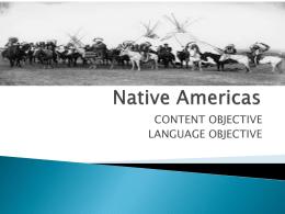 Native Americas