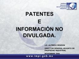 Diapositiva 1 - CAMARA DE DIPUTADOS
