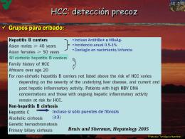 CIRROSIS E MASA HEPATICA