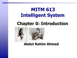 MITM613 - Universiti Tenaga Nasional