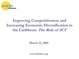 infoDev Symposium 2003