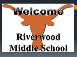 RMS Golden Rules - Humble Independent School District