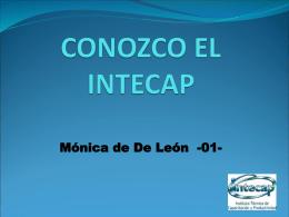 INTECAP - Tecnico Gastronomia