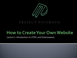 Project Polymath