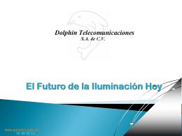 Diapositiva 1 - ::: Bienvenido a Gdolphin