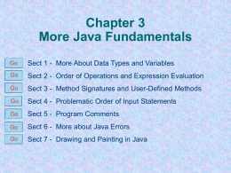 PowerPoint Presentation - Chapter 3 Syntax, Errors, and