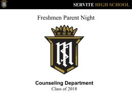 PLC Social Media - Servite High School