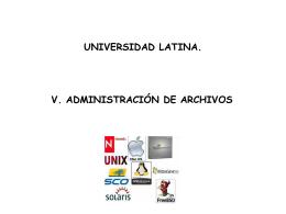 Diapositiva 1 - .: Docencia FCA-UNAM