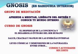 Diapositiva 1 - - Gnosis Ecuador