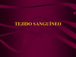 TEJIDO SANGUINEO - Tele Medicina de Tampico