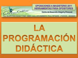 Diapositiva 1 - CENTRO COLIBRI