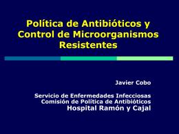 Novedades en el tratamiento antimicrobiano