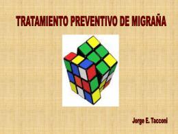 Diapositiva 1 - :: SOCIEDAD DE NEUROLOGIA DE LA PLATA