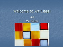 Welcome to Art Class - Nova Scotia Department of …