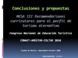 iii conclusiones tur alternativo 10
